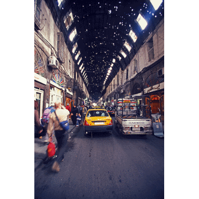Straight Street, Damascus, Syria|http://www.sebire.id.au/photos/Middle%20East/Syria/Damascus/index.html